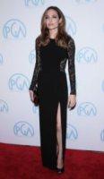 Angelina Jolie - Los Angeles - 21-01-2012 - Angelina Jolie non parla a Stacy Keibler