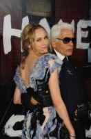 Karl Lagerfeld, Diane Kruger - New York - 09-09-2010 - Karl Lagerfeld, ecco le sue ultime volontà