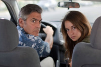 Shailene Woodley, George Clooney - Los Angeles - 24-01-2012 - Shailene Woodley rischia 60 giorni di carcere