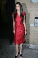 """Demi Moore - Los Angeles - 24-01-2012 - Demi Moore """"imbarazzata"""" dalla situazione"""