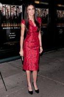 Demi Moore - New York - 18-10-2011 - Demi Moore forse colpita da convulsioni per una reazione allergica