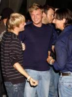 Kevin Richardson, Aaron Carter, Nick Carter - Hollywood - 17-08-2006 - Aaron Carter è stato arrestato: ecco come è andata