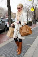 Katherine Heigl - New York - 26-01-2012 - Star come noi: portano a casa gli avanzi dal ristorante