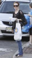 Julianne Moore - New York - 27-01-2012 - Star come noi: portano a casa gli avanzi dal ristorante