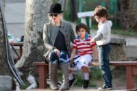 Kingston Rossdale, Gwen Stefani - Agoura Hills - 30-01-2012 - Mamme in carriera: i figli sono la chiave del successo