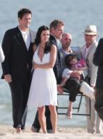 Josh Hopkins, Courteney Cox - Los Angeles - 01-02-2012 - Matrimonio in vista a Cougar Town, la proposta andata in onda a San Valentino
