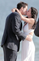 Josh Hopkins, Courteney Cox - Los Angeles - 31-01-2012 - Matrimonio in vista a Cougar Town, la proposta andata in onda a San Valentino