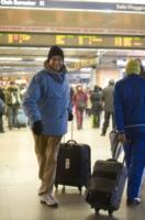 Luca Giurato - Roma - 02-02-2012 - Dalle vacanze riportano una valigia carica carica di...