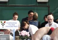 Federica Pellegrini, Filippo Magnini - Milano - 03-02-2012 - Magnini-Pellegrini: E' finita di nuovo. Per sempre?