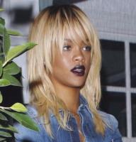 Rihanna - Santa Monica - 04-02-2012 - Rihanna nega di aver fatto uso di cocaina al Coachella