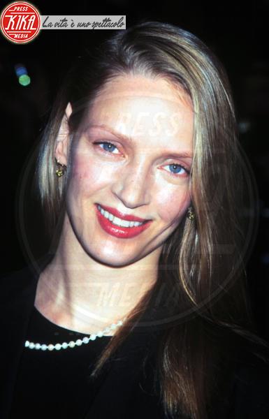 Uma Thurman - New York - 25-09-1998 - Uma Thurman irriconoscibile a causa del bisturi