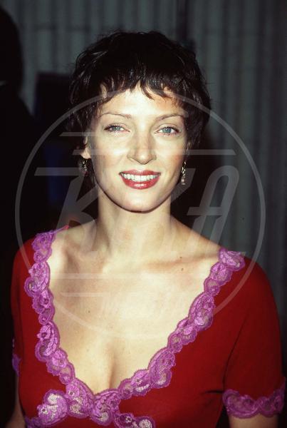 Uma Thurman - Hollywood - 02-11-1997 - Uma Thurman irriconoscibile a causa del bisturi