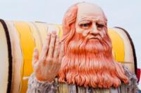 Leonardo Da Vinci - Cervelli in fuga - Viareggio - 06-02-2012 - Leonardo DiCaprio sarà Leonardo Da Vinci nel nuovo biopic