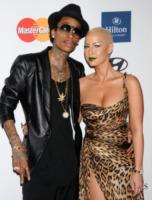 Wiz Khalifa, Amber Rose - Beverly Hills - 11-02-2012 - Le nozze top secret delle celebrities