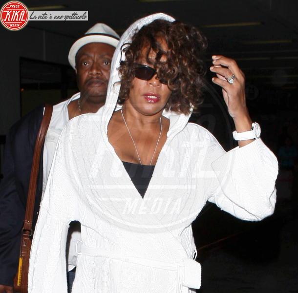 Whitney Houston - Beverly Hills - 11-02-2012 - Scandalo polizia: apprezzamenti al cadavere di Whitney Houston