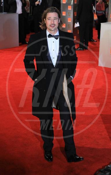 Brad Pitt - Londra - 12-02-2012 - Tanti auguri Brad Pitt: la star di Hollywood compie 50 anni