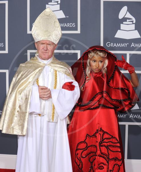 Nicki Minaj - Los Angeles - 12-02-2012 - Chiesa e show biz, un rapporto di amore e odio