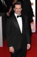 Jon Hamm - Londra - 13-02-2012 - Jon Hamm racconta gli incidenti sul set di Mad Men