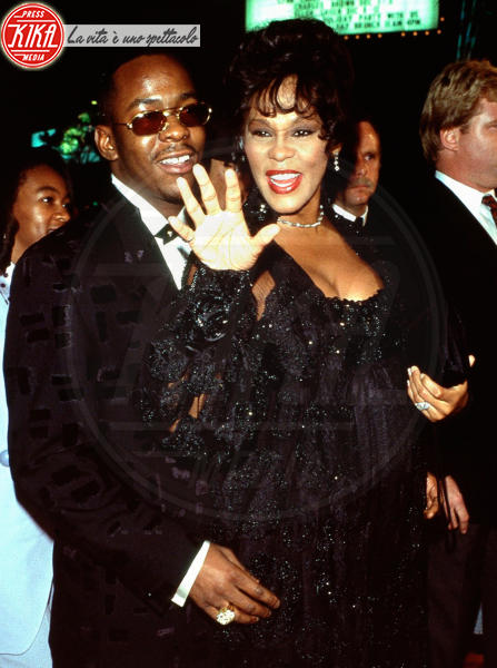 Whitney Houston, Bobby Brown - Beverly Hills - 13-02-2012 - Bobby Brown sarà al funerale di Whitney Houston, subito dopo a un concerto