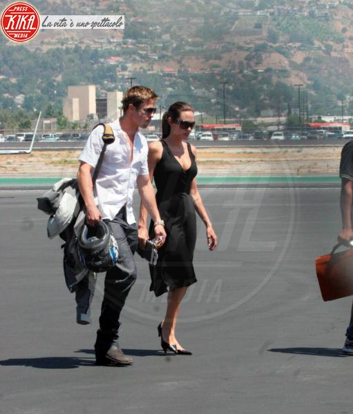 Brad Pitt - Los Angeles - 26-08-2006 - Brad Pitt e Angelina Jolie dove vanno ?