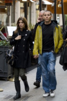 Elisabetta Canalis, Steve-O - Roma - 18-02-2012 - Elisabetta Canalis ha un nuovo amore?