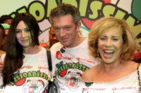 Monica Bellucci, Vincent Cassel - Rio de Janeiro - 19-02-2012 - Monica Bellucci e Vincent Cassel si dicono addio