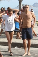 Alex Dellal, Elisa Sednaoui - Brasile - 19-02-2012 - Elisa Sednaoui: ecco chi è la madrina di Venezia 2015