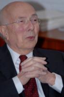 Renato Dulbecco - Milano - 30-11-2007 - Addio Dario Fo, l'ultimo dei 20 Nobel italiani
