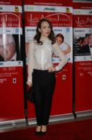 Chiara Francini - Los Angeles - 21-02-2012 - Chiara Francini: look (maschile) che vince non si cambia!