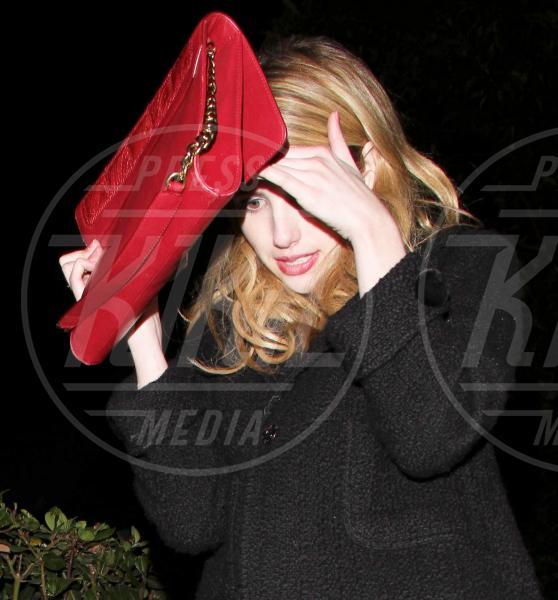 Emma Roberts - Hollywood - 30-10-2011 - La foca grigia che si sente una star