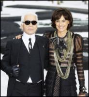 Ines de la Fressange, Karl Lagerfeld - Parigi - 05-10-2010 - Karl Lagerfeld, ecco le sue ultime volontà