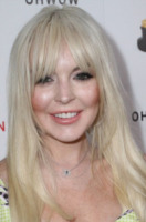 Lindsay Lohan - Los Angeles - 24-02-2012 - Lindsay Lohan tenta l'ennesimo ritorno sul palco del Saturday Night Live