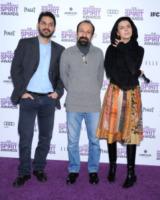 Asghar Farhad, Leyla Hatami, Peyman Moaadi - Los Angeles - 25-02-2012 - Peyman Moaadi, iraniano, con Kristen Stewart in Camp X-Ray