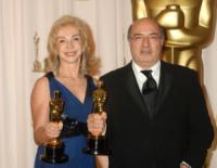 Dante Ferretti - Hollywood - 24-02-2008 - Da Fellini a Morricone, quando il cinema italiano è da Oscar