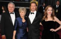 Jane Etta Hillhouse, William Pitt, Angelina Jolie, Brad Pitt - Hollywood - 26-02-2012 - Furia Angelina Jolie: scende in campo la mamma di Brad Pitt