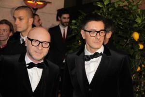 Stefano Gabbana, Domenico Dolce - Milano - 26-02-2012 - Dolce & Gabbana, dopo l'assoluzione restituiranno l'Ambrogino