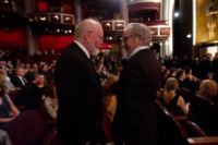 John Williams, Steven Spielberg - Hollywood - 26-02-2012 - Per Star Wars stesso compositore, John Williams