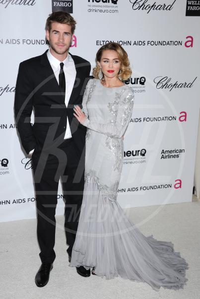 Liam Hemsworth, Miley Cyrus - West Hollywood - 27-02-2012 - 2013: l'annus horribilis delle coppie più belle