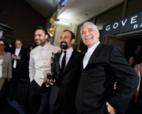 Peyman Maadi, Asghar Farhadi - Hollywood - 27-02-2012 - 84th Oscar: dopo la cerimonia, le star festeggiano al Governor's Ball