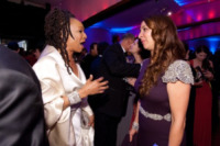 Siedah Garrett, Maya Rudolph - Hollywood - 26-02-2012 - 84th Oscar: dopo la cerimonia, le star festeggiano al Governor's Ball