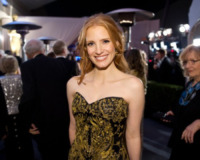 Jessica Chastain - Hollywood - 26-02-2012 - 84th Oscar: dopo la cerimonia, le star festeggiano al Governor's Ball