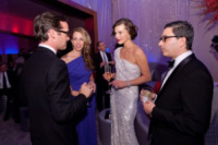 Milla Jovovich - Hollywood - 26-02-2012 - 84th Oscar: dopo la cerimonia, le star festeggiano al Governor's Ball
