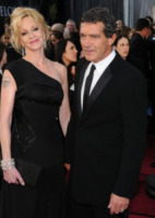 Antonio Banderas, Melanie Griffith - Hollywood - 27-02-2012 - Melanie Griffith chiede il divorzio da Antonio Banderas