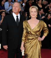 Don Gummer, Meryl Streep - Hollywood - 27-02-2012 - Cruz-Bardem & co: gli amori più romantici dello showbiz
