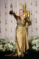 Meryl Streep - Los Angeles - 26-02-2012 - Meryl Streep, pronta per il tappeto rosso degli Oscar