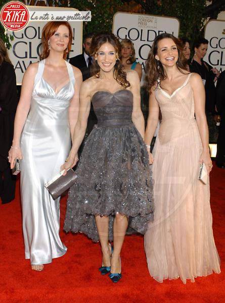 Cynthia Nixon, Sarah Jessica Parker, Kristin Davis - Beverly Hills - 25-01-2004 - Sex and the city sta per tornare! Ci saranno anche loro?