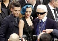 Katy Perry, Karl Lagerfeld - Parigi - 06-03-2012 - Karl Lagerfeld, ecco le sue ultime volontà