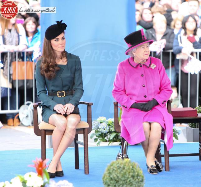 Regina Elisabetta II, Kate Middleton - Londra - 08-03-2012 - Buon compleanno Kate Middleton! 38 anni in 15 foto