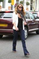 Elle Macpherson - Londra - 22-03-2011 - Il jeans, capo passepartout, è il must dell'autunno