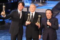 Nino Frassica, Giulio Base, Terence Hill - Sanremo - 12-03-2012 - Buon compleanno Terence Hill: 80 anni e non sentirli!